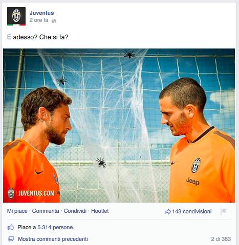 Juventus - Halloween