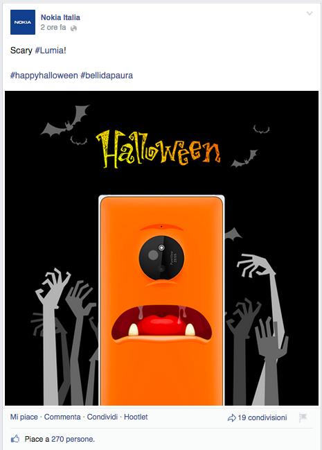 Nokia - Halloween