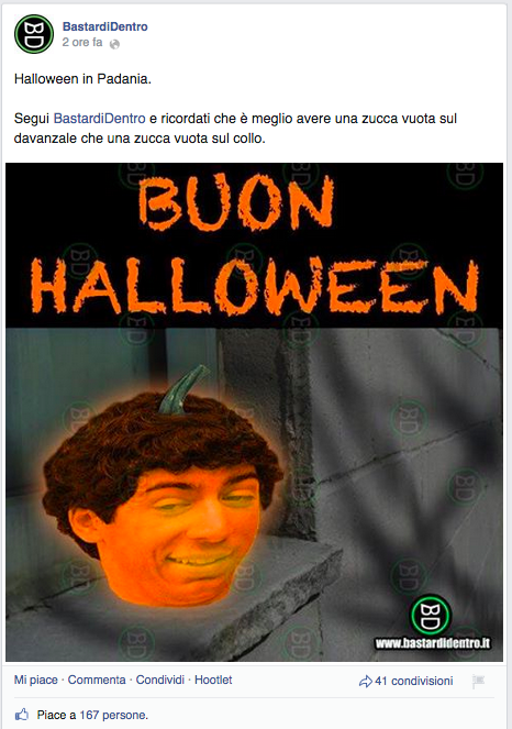 BastardiDentro - Halloween
