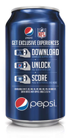 Augmented Reality Pack Pepsi