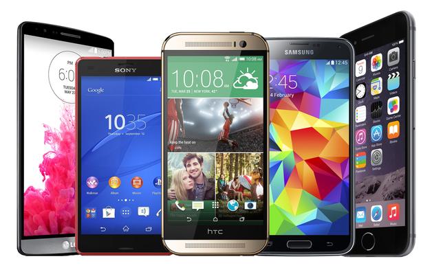 Smartphone-brand