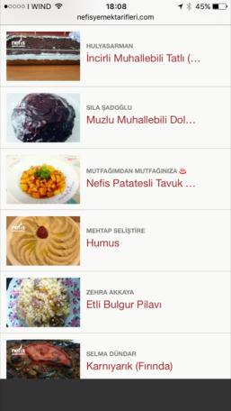nefisyemektarifleri recipes