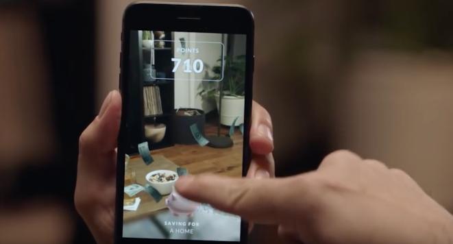 Ally Big Save - screenshot AR app-2